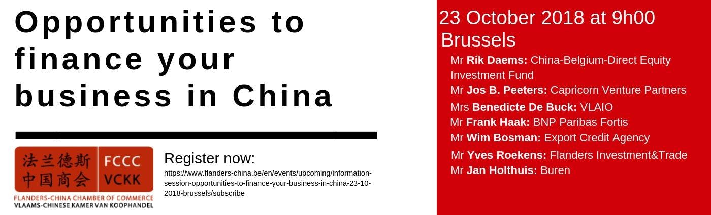 Opportunities to Finance your Business in Chi