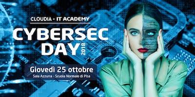 Cloudia IT Academy 2018 - CyberSec Day