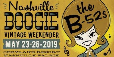 2019 Nashville Boogie Vintage Weekender