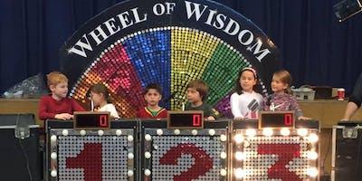Wheel of Wisdom Family Trivia Event