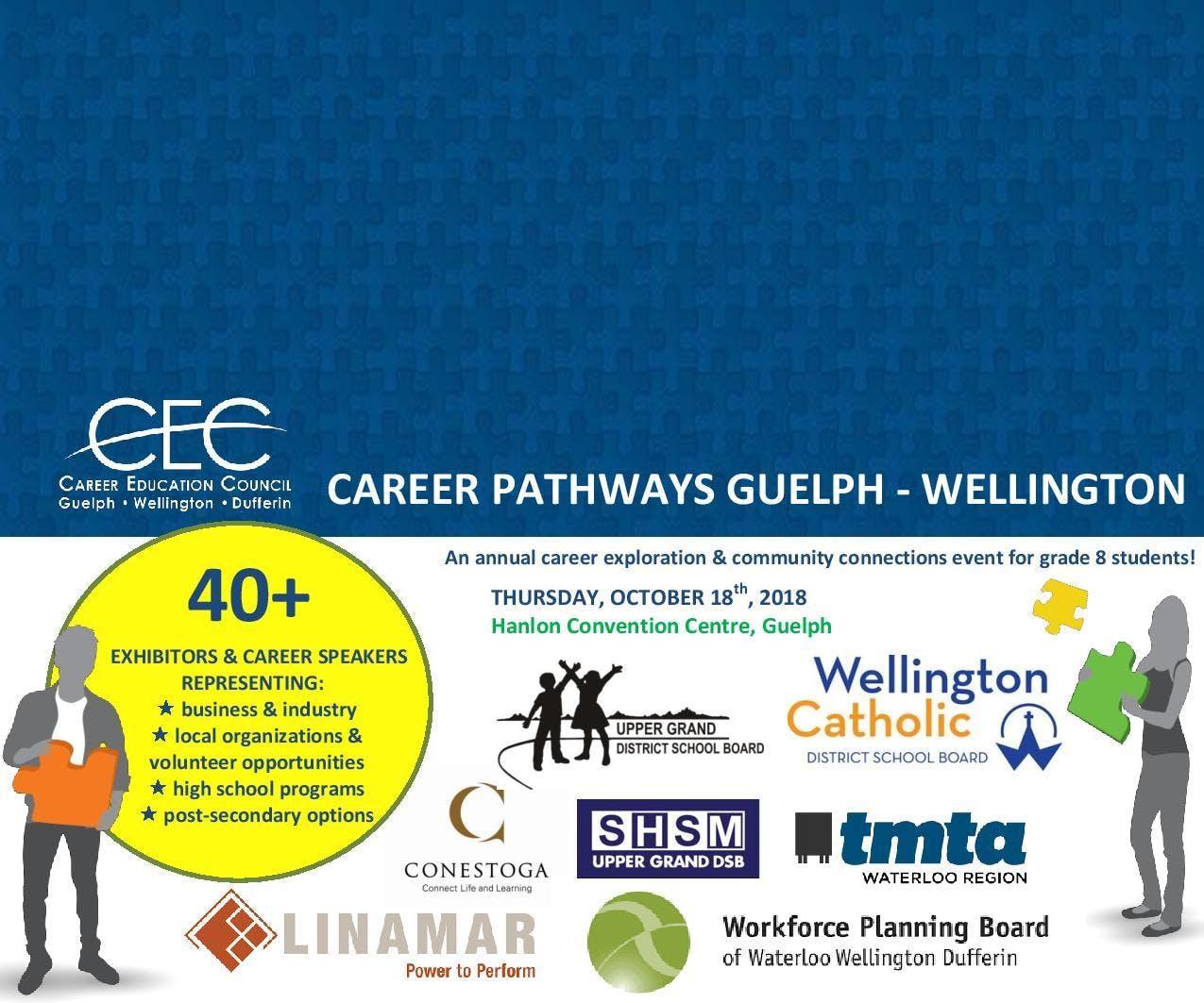 Career Pathways Guelph-Wellington: Exhibitor