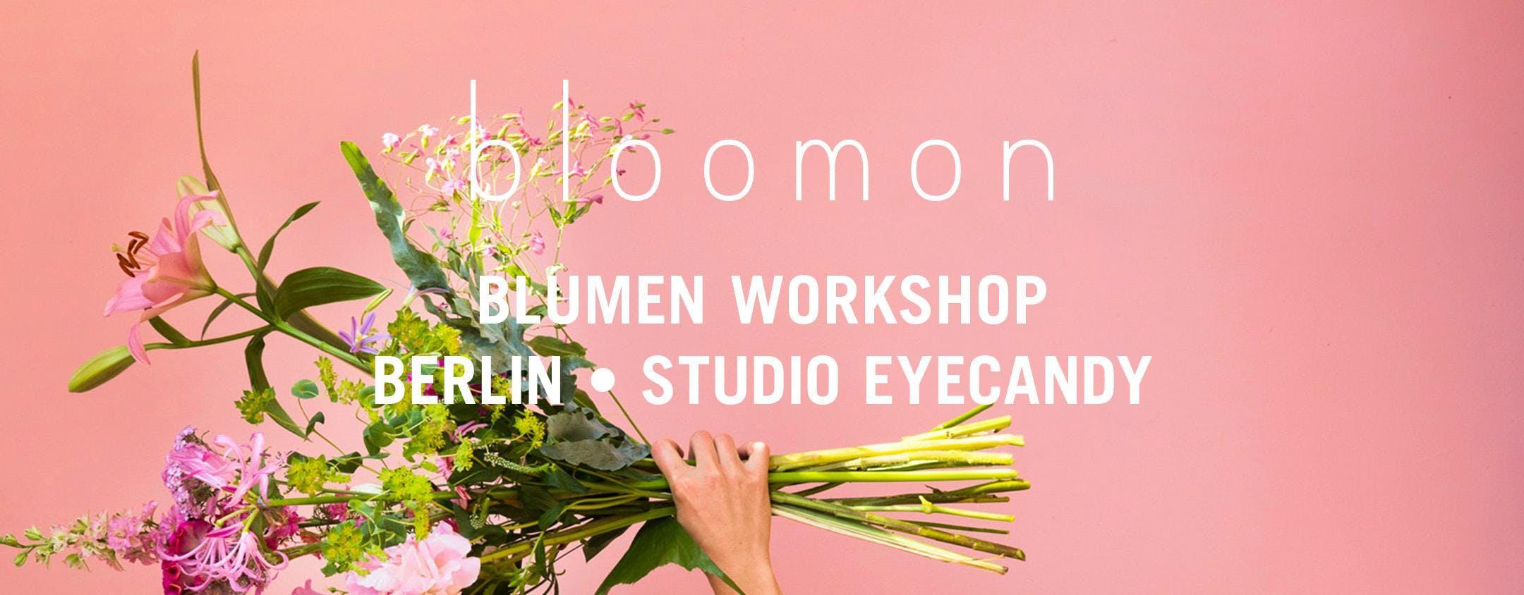 bloomon Workshop 25. November | Berlin, Eyeca