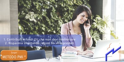 METODO PMI ® = Soldi per la tua Impresa