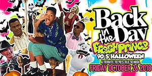 Fresh Prince of Bel-Air 90's Halloween w/ DJ Starting...