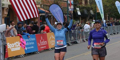 2019 Colorado Springs Marathon presented by Centura Orthopedics