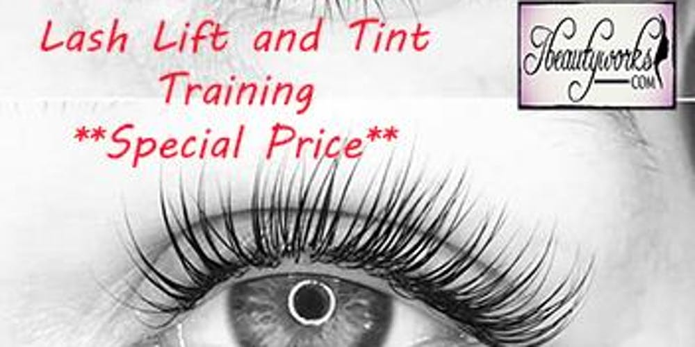 Best Choice Lash Lift And Tint Training Tickets Wed Oct 31 2018