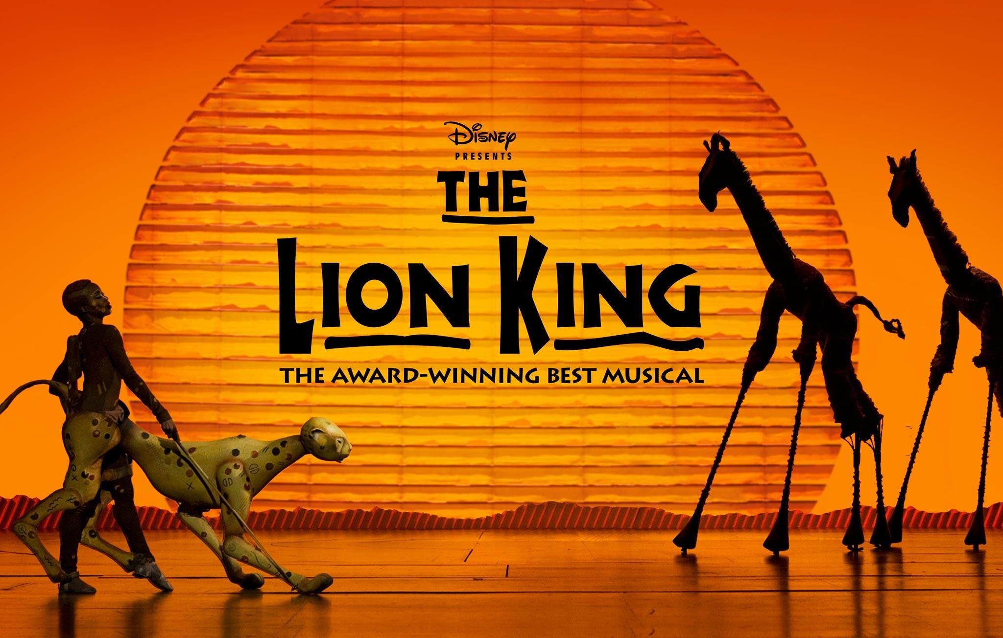 JRG ROCKS - The Lion King @ the PAC