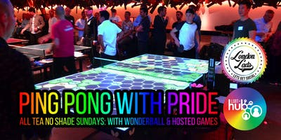 Ping Pong with Pride: LGBT+ Ping Pong games & soci