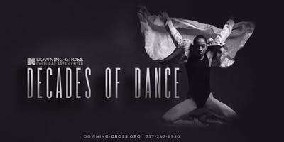 Decades of Dance - Performance Series