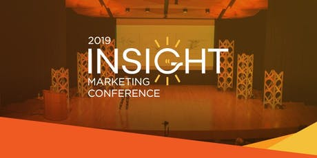 Insight Marketing Conference 2019 tickets