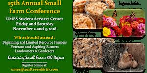 2018 Small Farm Conference