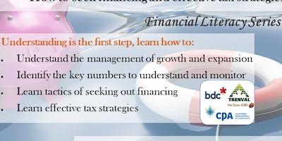 Financial Survival for Entrepreneurs Workshop