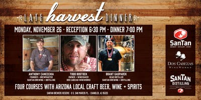 Late Harvest Dinner - Chandler