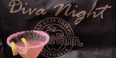 Diva Night Cocktail Hour