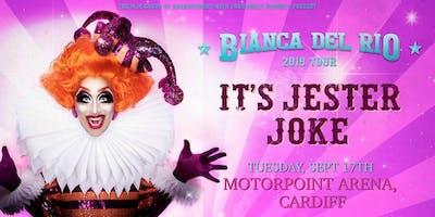 "Bianca Del Rio ""It's Jester Joke"" 2019 Tour (Motorpoint Arena, Cardiff)"