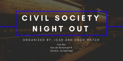 Civil Society Night Out!