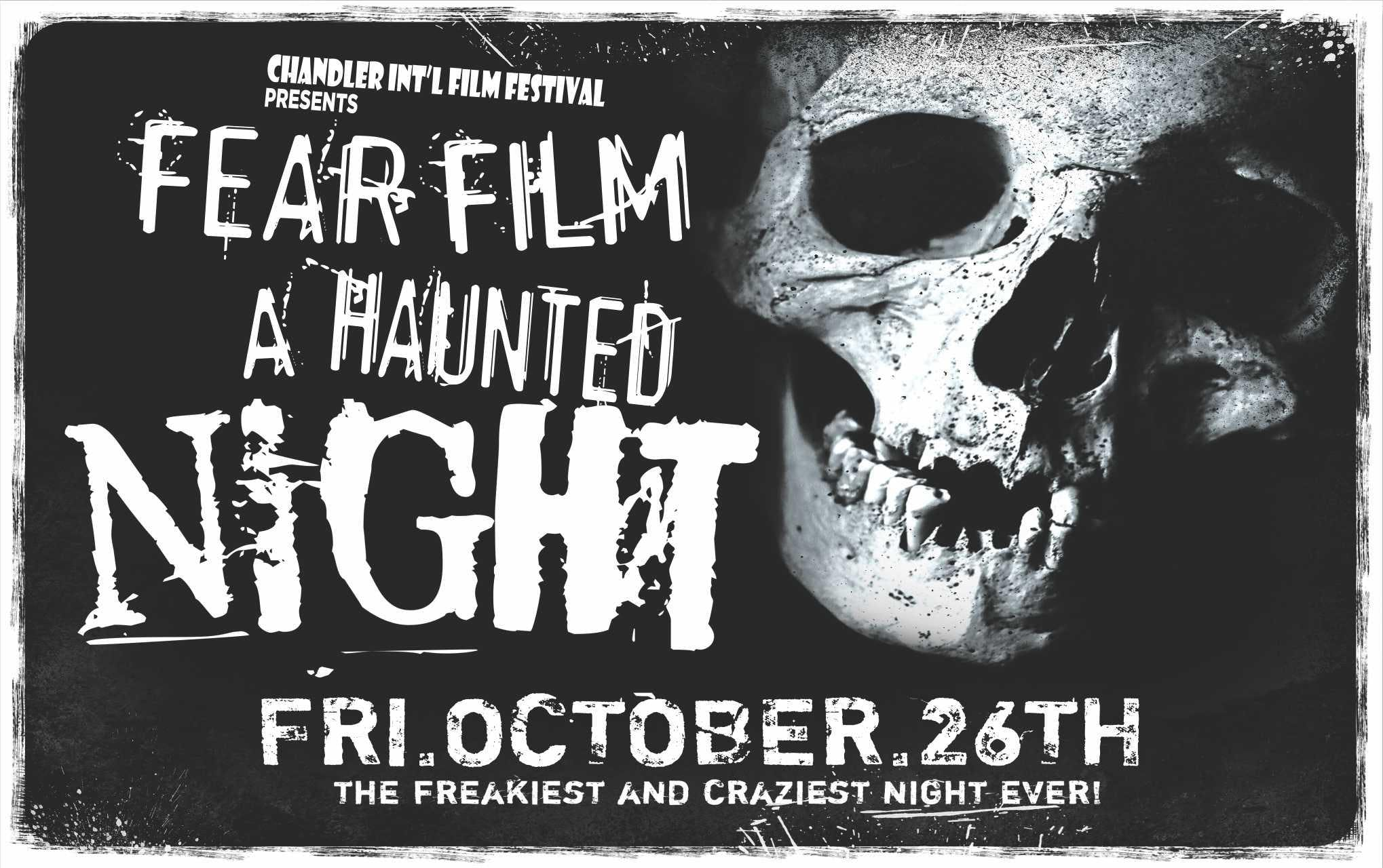 Fear Film, A Haunted Movie Experience