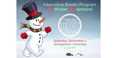 Georgetown University ABP 5K Winter RUNderland