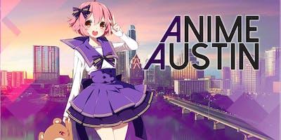 Anime Austin August 16-18, 2019