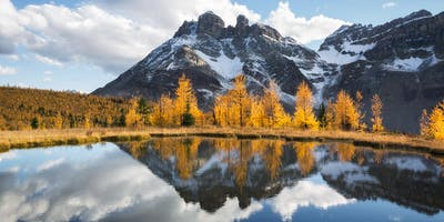Canadian Rockies Fall Photography Adventure (5 nights)