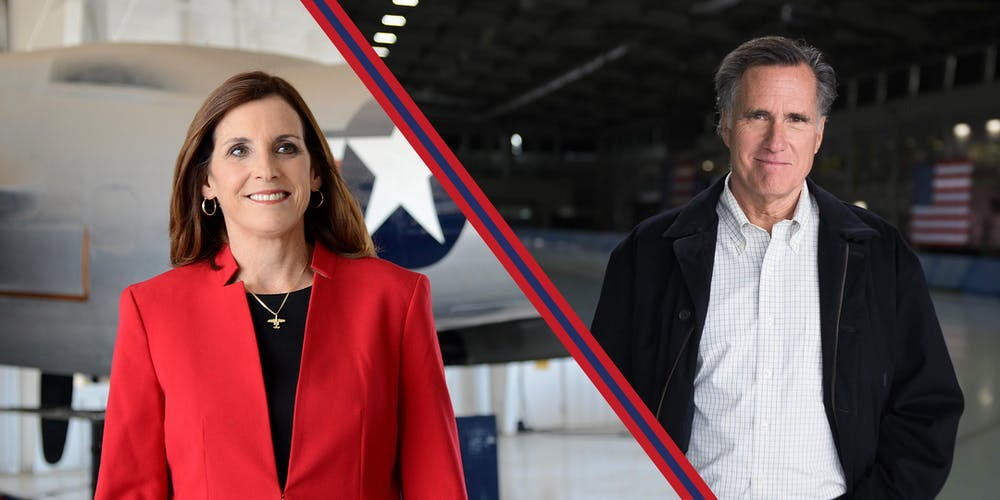 Martha McSally Get Out the Vote Rally with Gov. Mitt Romney in East Valley