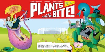 Plants With Bite- DAILY
