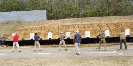 3-Day Firearms Instructor Development Course, Hot Springs, Arkansas