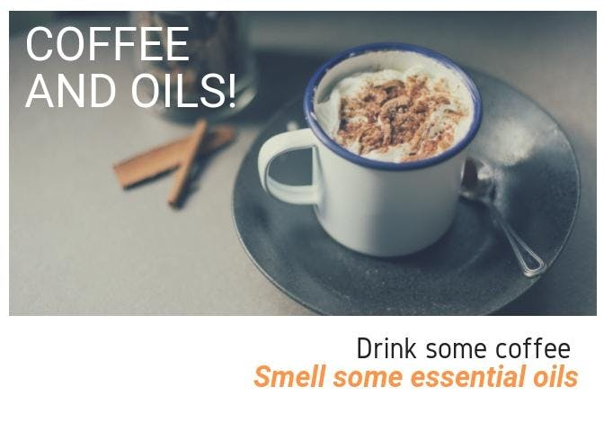 Coffee and Oils