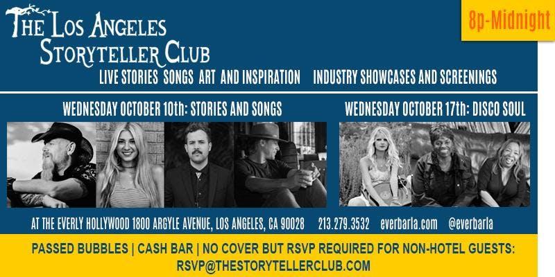 The Storyteller Club