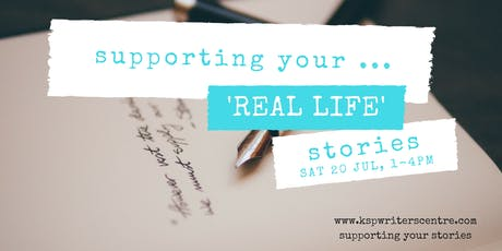 Supporting Your ... 'Real Life' Stories tickets