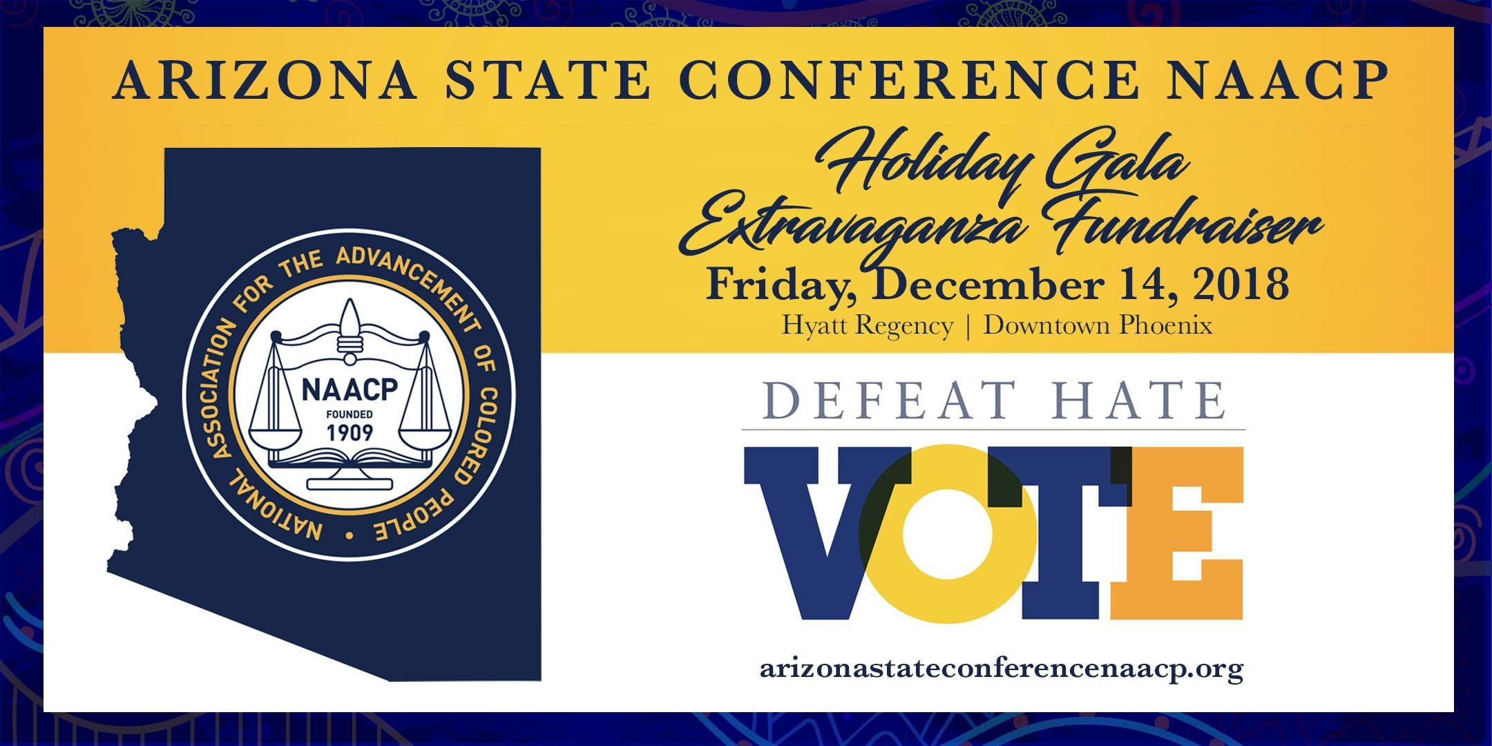 Arizona State Conference NAACP Holiday Gala