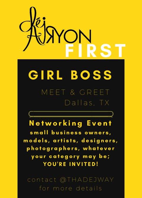 Djavryon girl boss meet greet 15 dec 2018 djavryon girl boss meet greet m4hsunfo