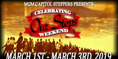 CELEBRATING OUR STEPS WEEKEND
