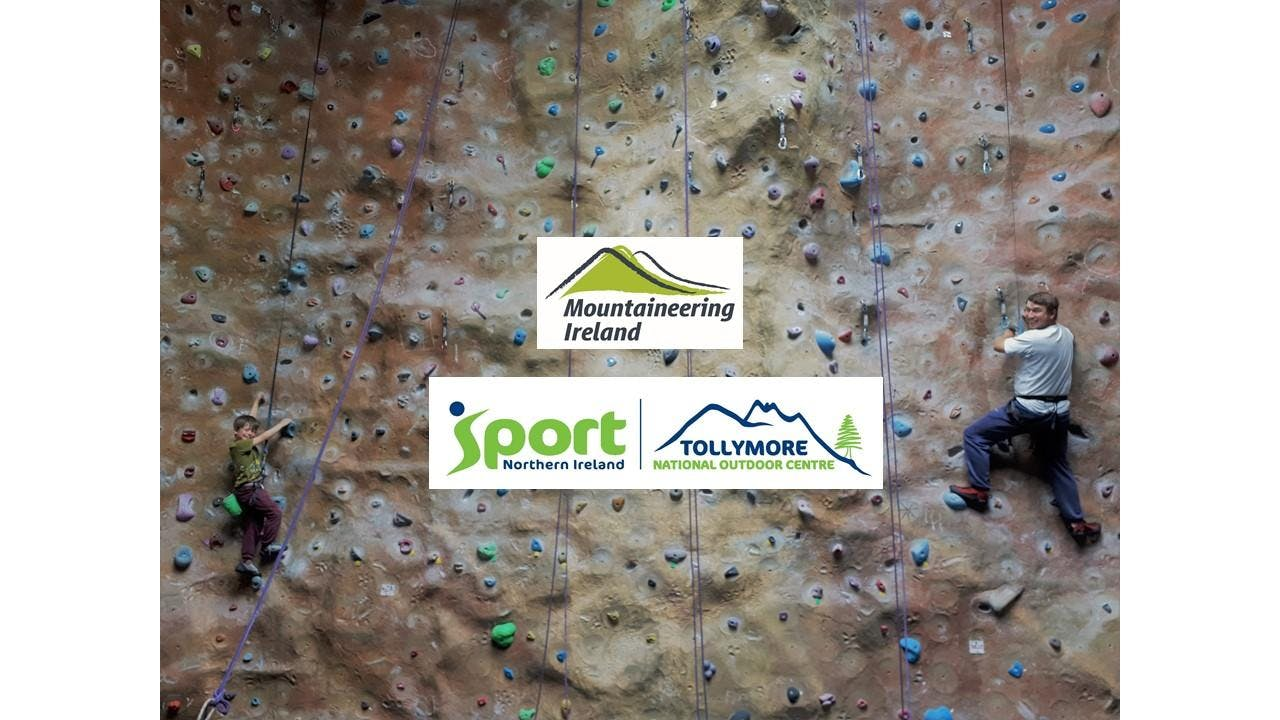 Gilford Youth Climbing Club - Hotrock Climbin