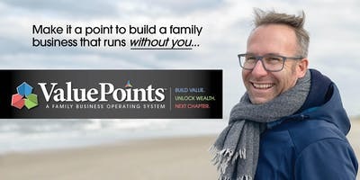 ValuePoints™ Workshop for Family Business Owners