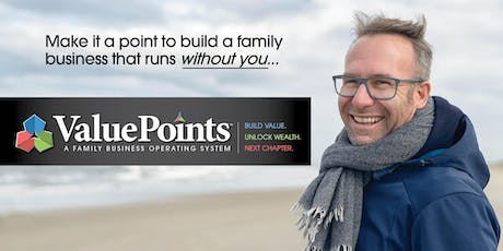 ValuePoints™ Workshop for Family Business Owners tickets