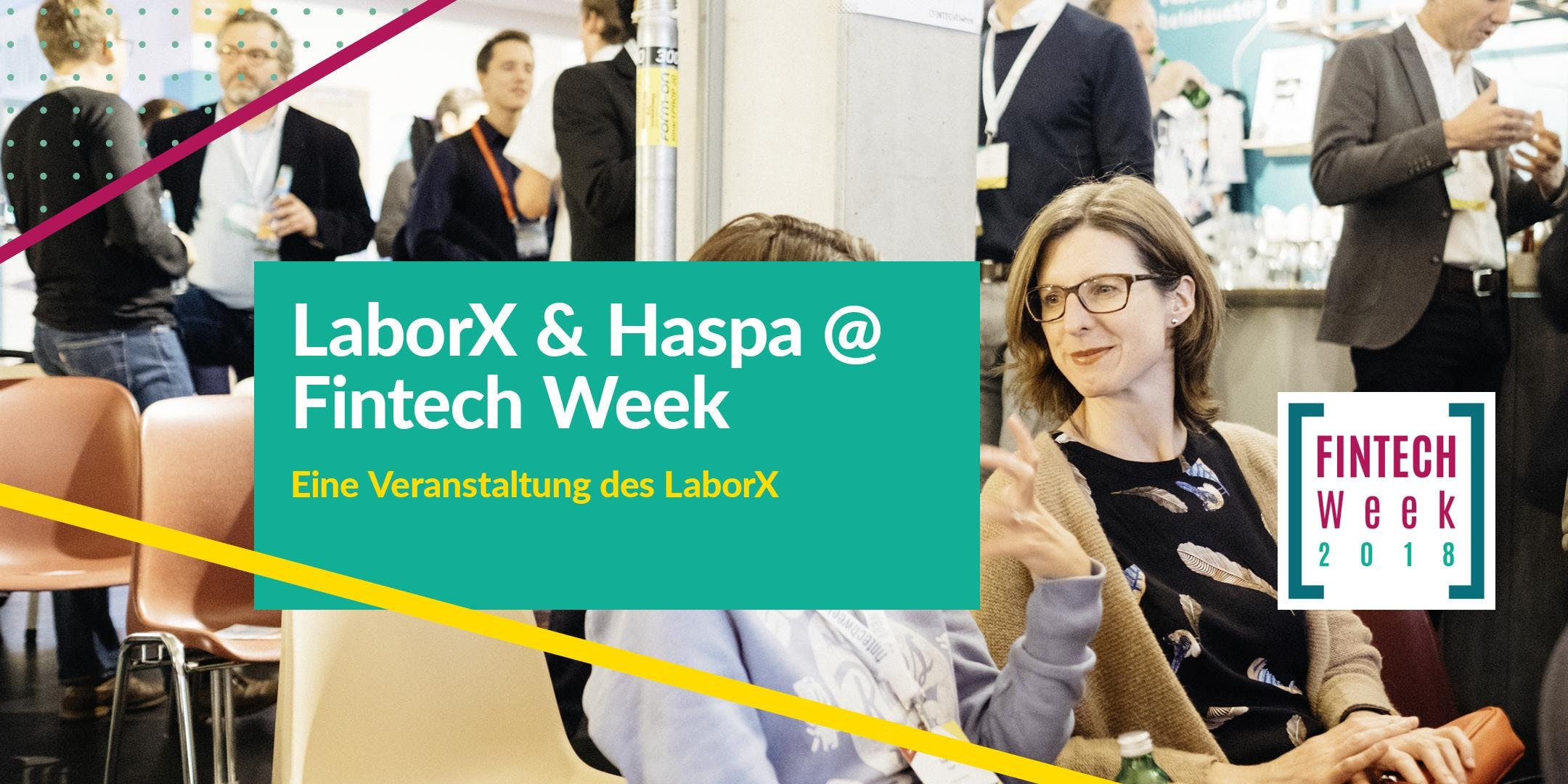 LaborX & Haspa @Fintech Week