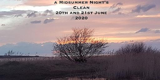 Northern Taste of Clean 2020 - A Midsummer Night's Clean