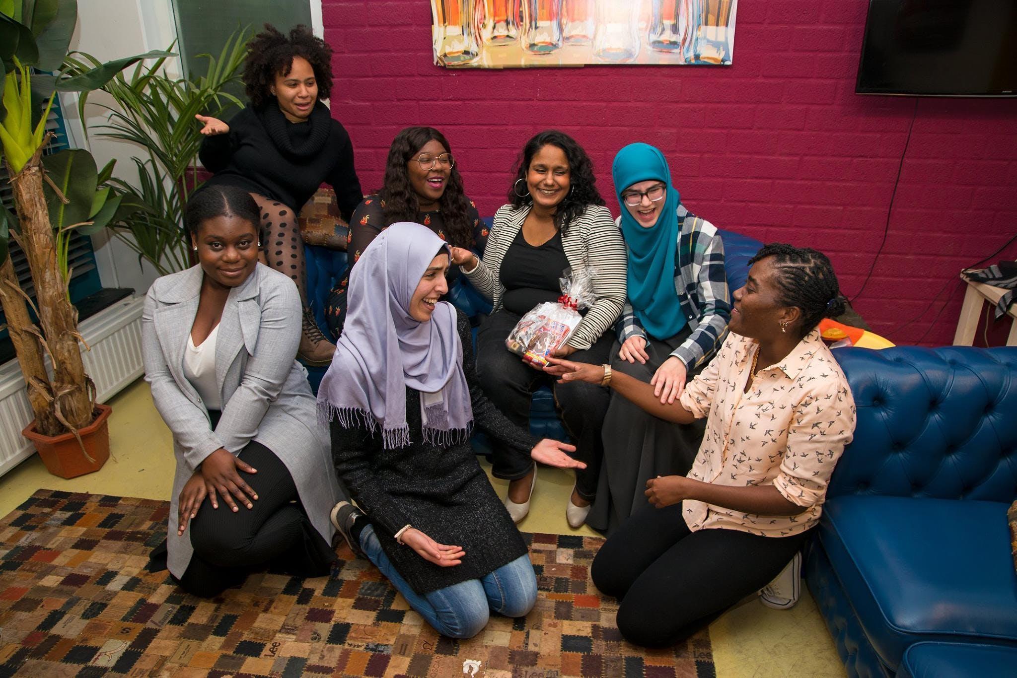 Young Women Empowerment junior lokatie Zuidoo