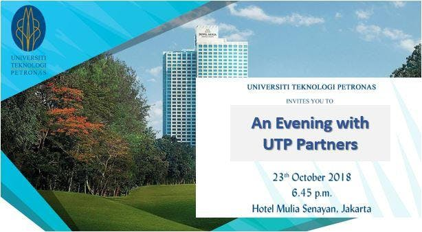 An Evening with UTP Partners