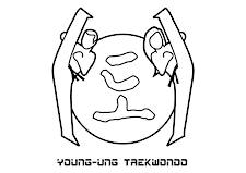 YOUNG-UNG Taekwondo logo