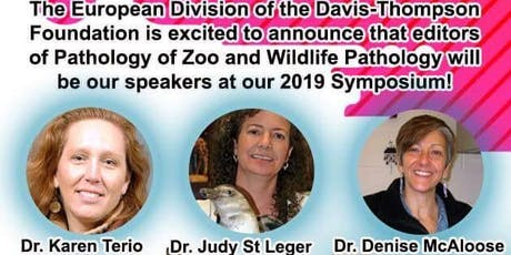 Davis-Thompson DVM Foundation European Symposium - Zoo Pathology tickets