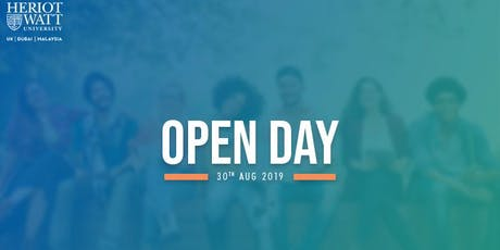 Campus Open Day  tickets