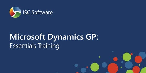 Microsoft Dynamics GP Training: Essentials