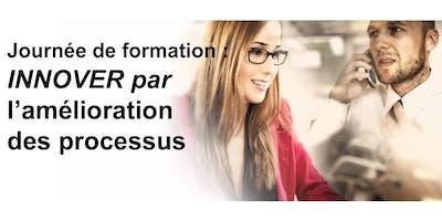 Programme Innover par l'amélioration des processus (IAP) -Région Dieppe - RDÉE NB