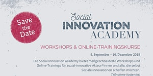 Social Innovation Policies - Social Innovation Academy