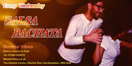 FIVE SALSA DANCE GROUP LESSONS DEAL tickets