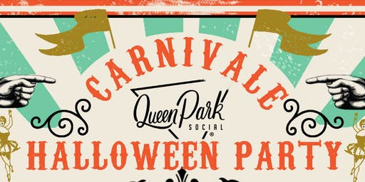 3rd Annual Carnivàle Halloween Party