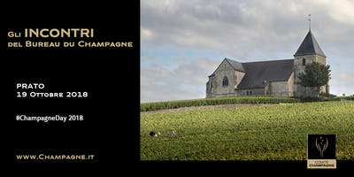 Gli Incontri del Bureau du Champagne, Prato