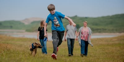 Family Dog Workshops 2019 -  Cambridge